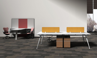 Special Design Office Staff Table Chinese Workstations (HC-90)