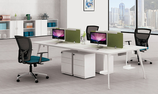 Ergonomic Commercial Office Endurable Furniture Workstation Desk (HC-96)